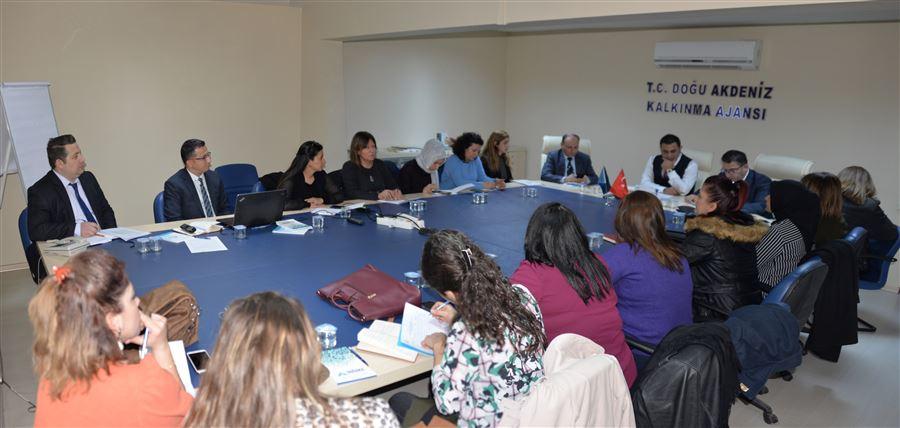 Hatay Kadın Girişimi Kooperatifleri Planlama ve Koordinasyon Toplantısı Düzenlendi